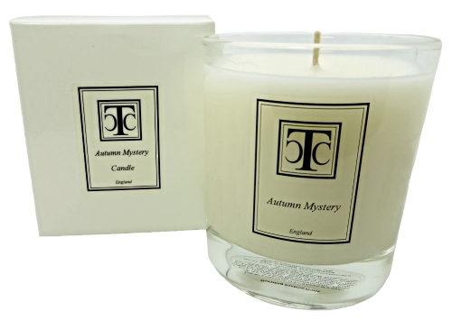 Autumn Mystery Scented Candle 40 hour
